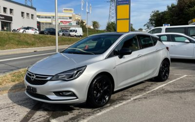 OPEL Astra 1.6T Black Edition S/S